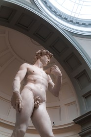 Michelangelo's 'David', Galleria dell'Accademia