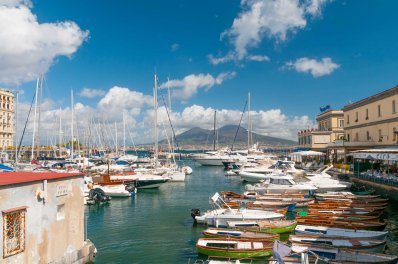 Port, Bay of Naples