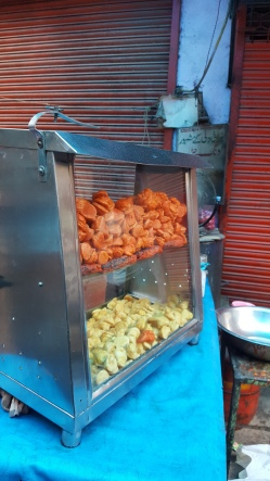 Old Delhi street food