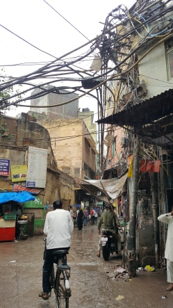 Old Delhi - good electrics!