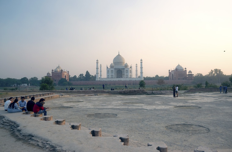 Agra_Taj_Sunset_DSC_0372