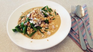 Anohki Cafe - Thai cashew curry